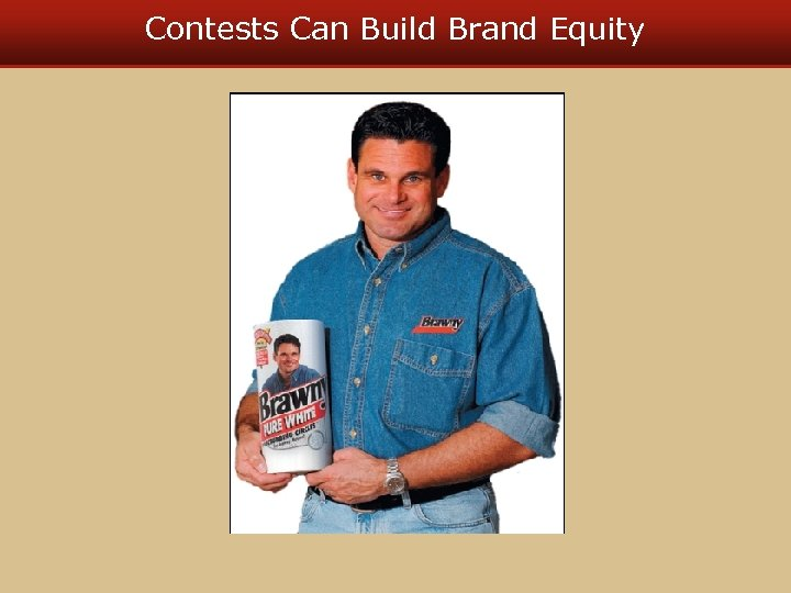 Contests Can Build Brand Equity