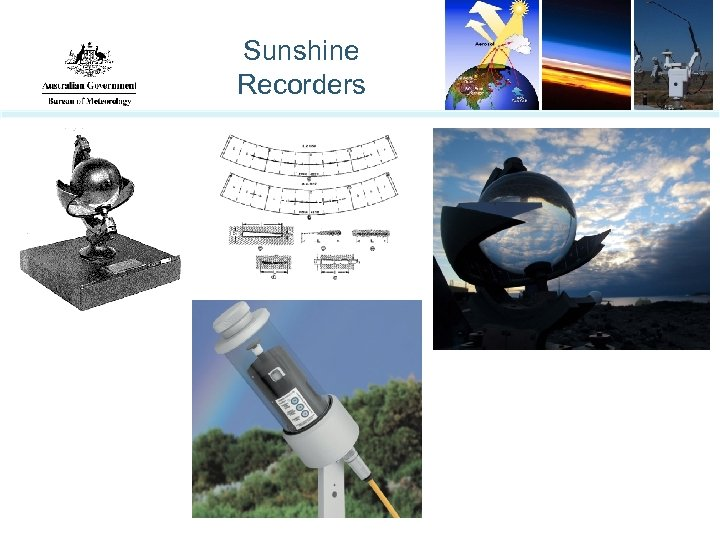 Sunshine Recorders
