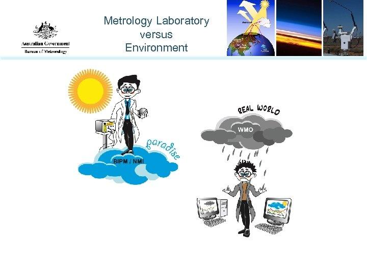 Metrology Laboratory versus Environment