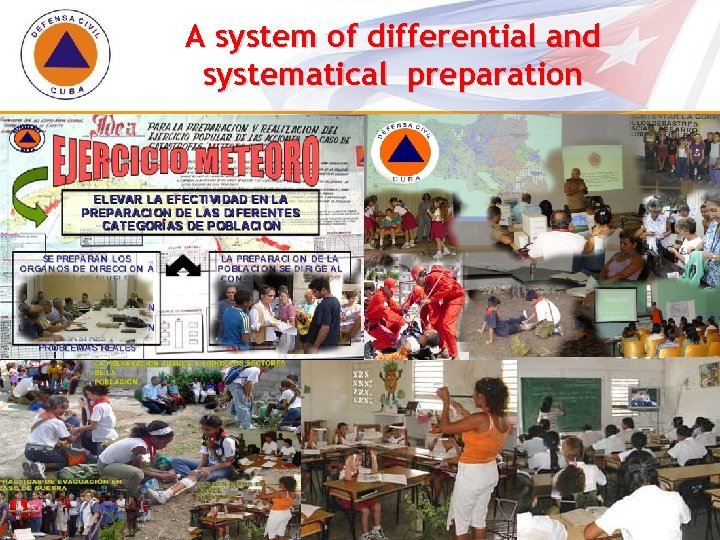 A system of differential and systematical preparation
