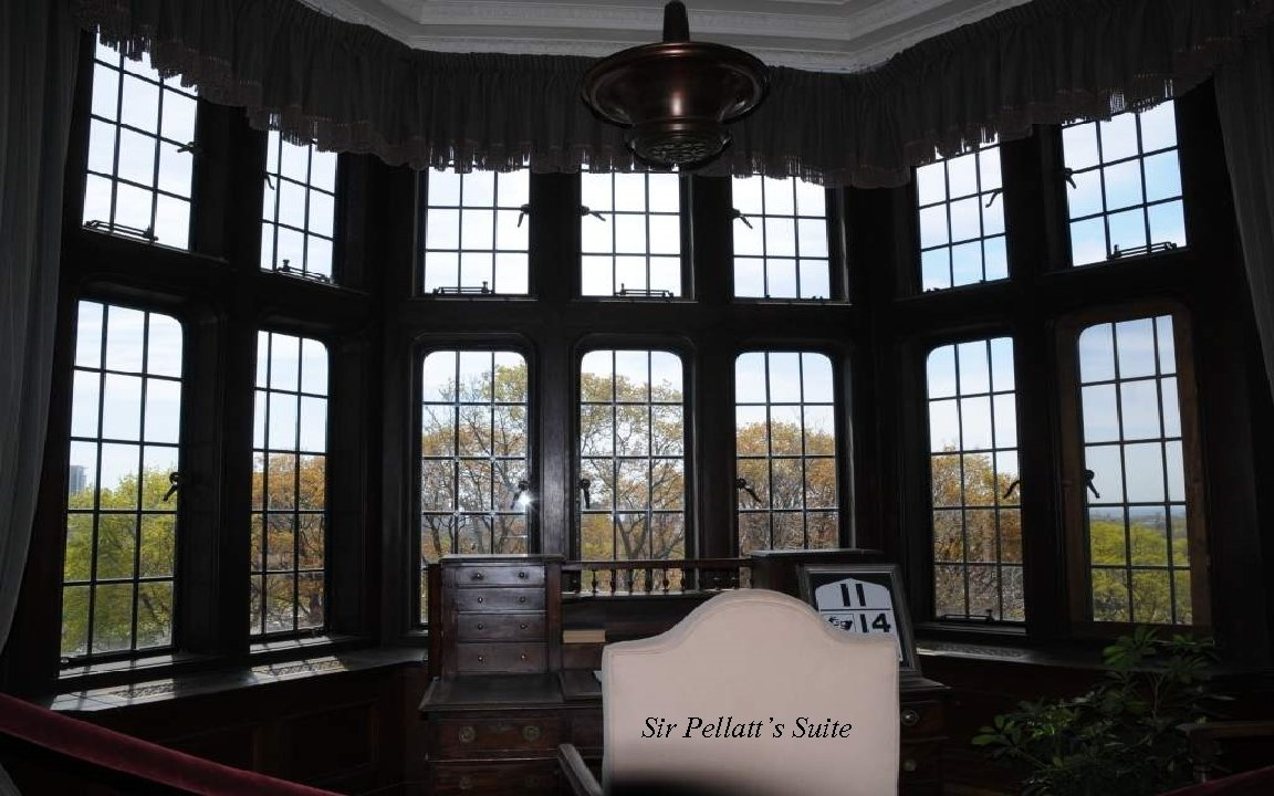Sir Pellatt's Suite