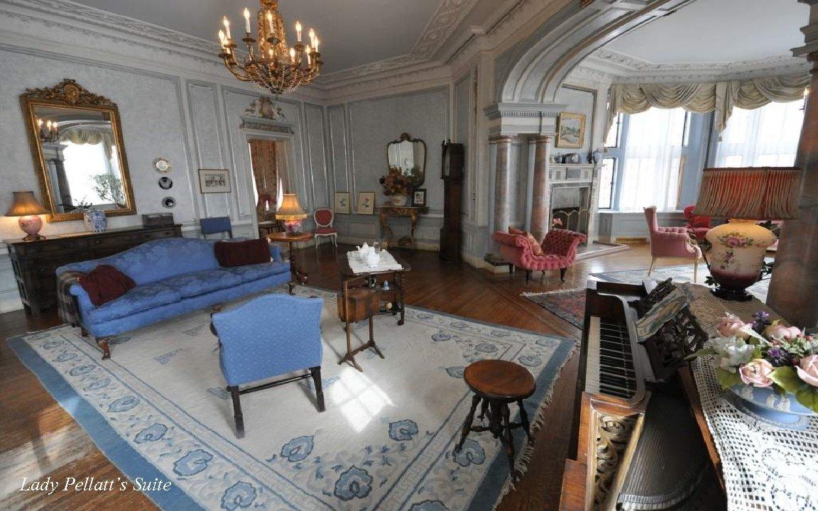 Lady Pellatt's Suite