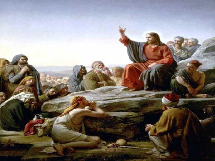 O Sermão da Montanha nos ensina que a vida espiritual não está num catálogo