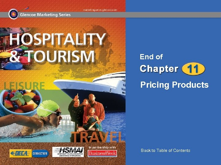 End of Pricing Products Back to Table of Contents