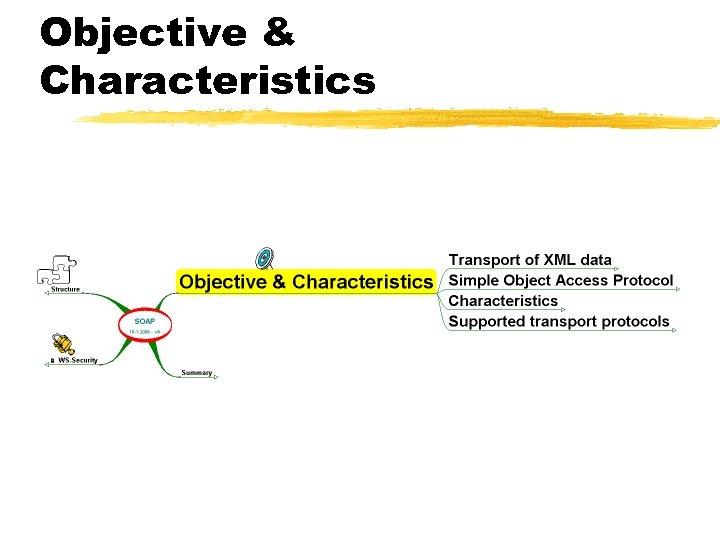 Objective & Characteristics