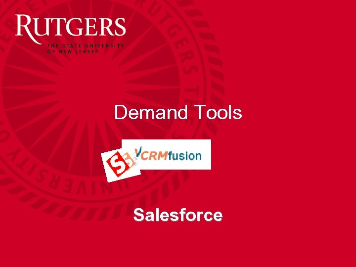 Demand Tools Salesforce