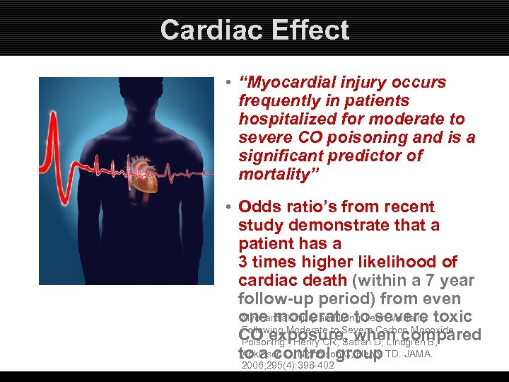 "Cardiac Effect • ""Myocardial injury occurs frequently in patients hospitalized for moderate to severe"