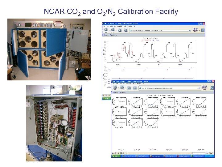 NCAR CO 2 and O 2/N 2 Calibration Facility
