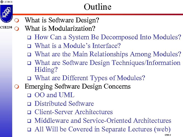 Cse 230 Chapter 4 Software Design Prof Steven