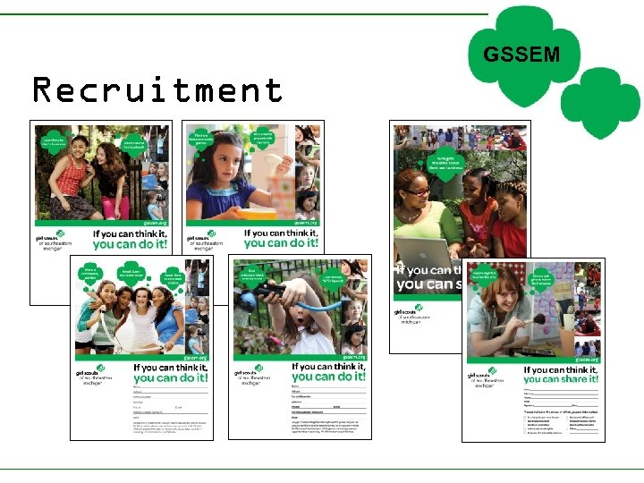 GSSEM Recruitment