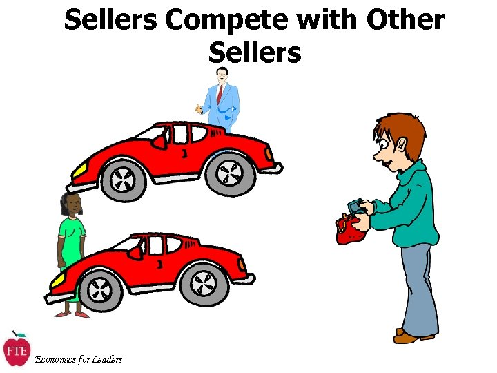 Sellers Compete with Other Sellers Economics for Leaders