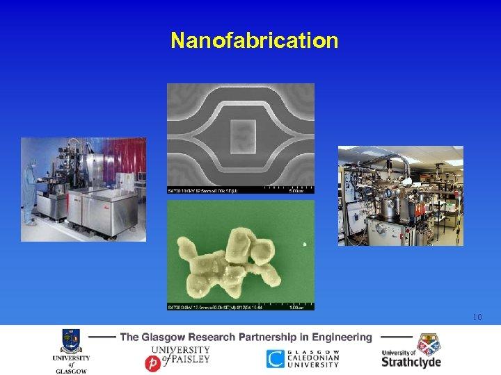 Nanofabrication 10