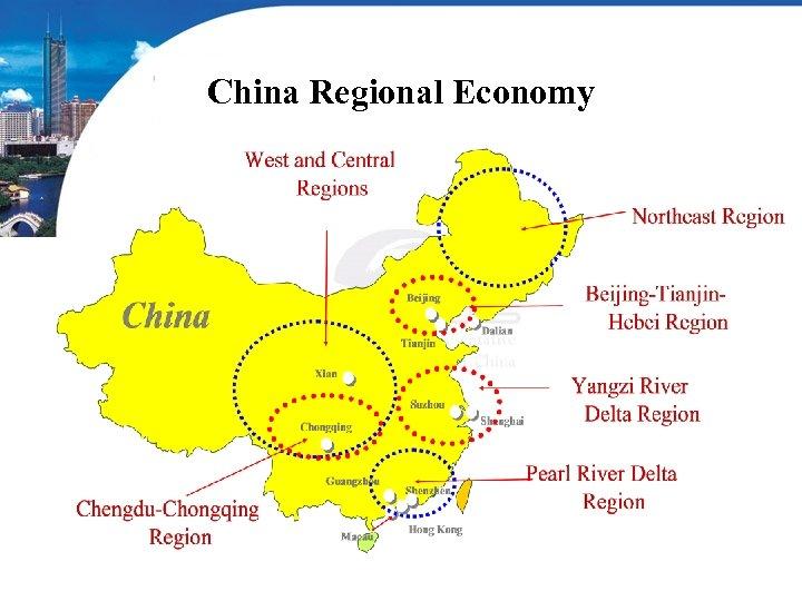 China Regional Economy