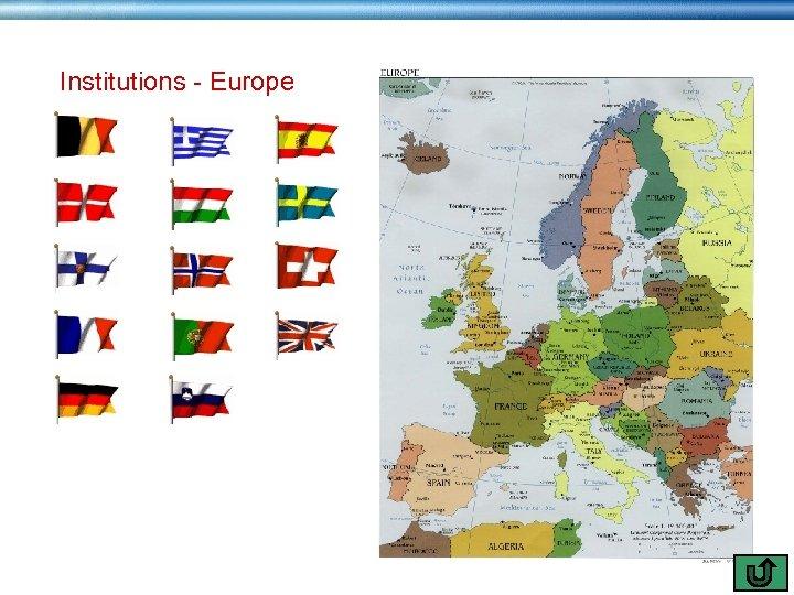 Institutions - Europe