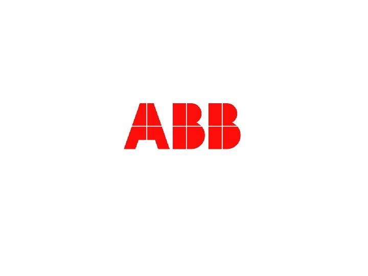 ABB© PTMV - 36 ABB