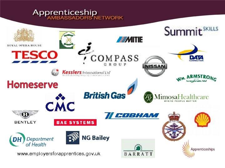 www. employersforapprentices. gov. uk