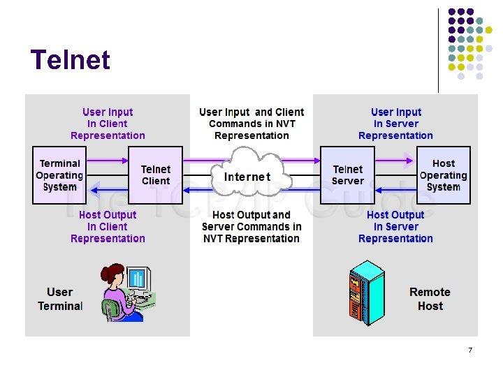 Telnet 7