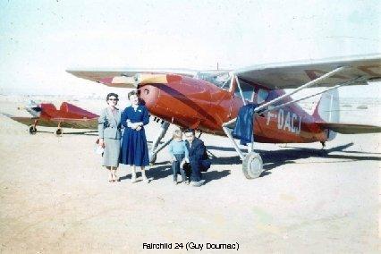 Fairchild 24 (Guy Dournac)