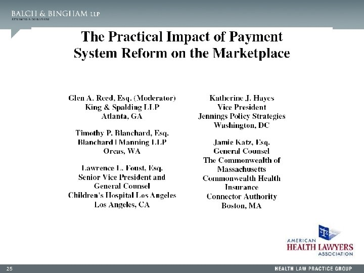 Implications for State Industries – Hospitals and Physicians as Employers • Large Employers •
