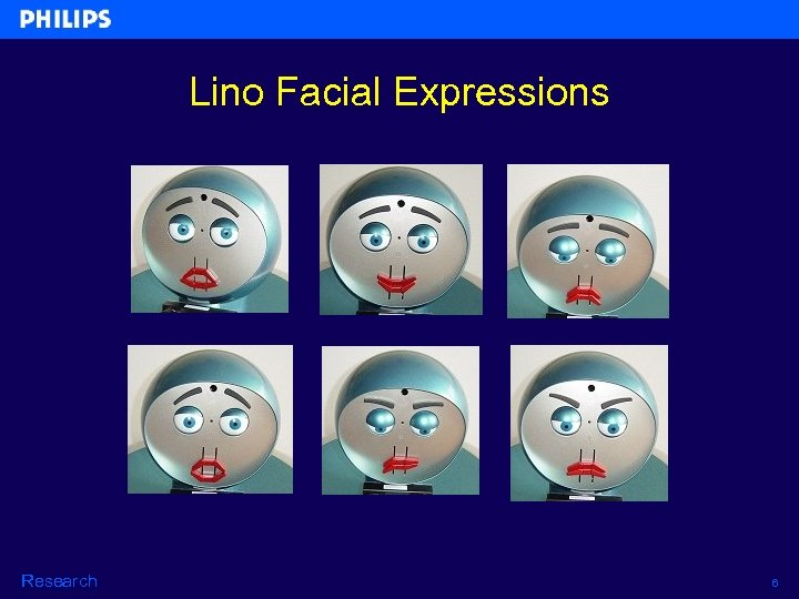 Lino Facial Expressions Research 6