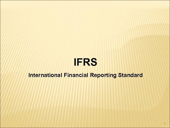 ifrs impact on reserves in oil •ifrs 17 requires that insurance contracts are accounted for as one carrying amount with explicitly reported components •central to the new accounting is the amount defined as the fulfilment cash.