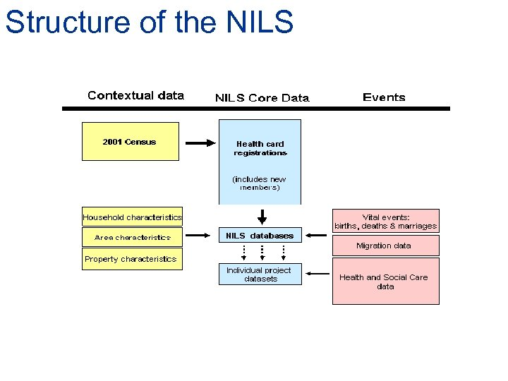 Structure of the NILS