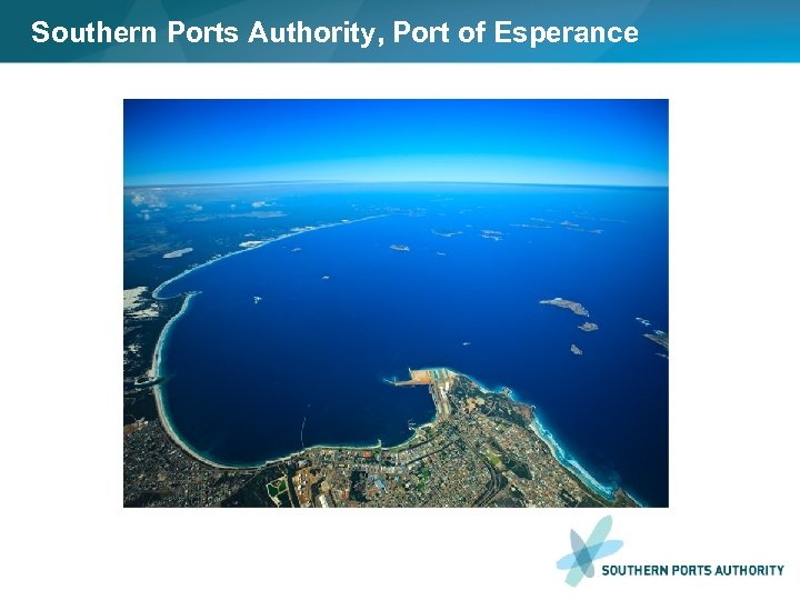Southern Ports Authority, Port of Esperance