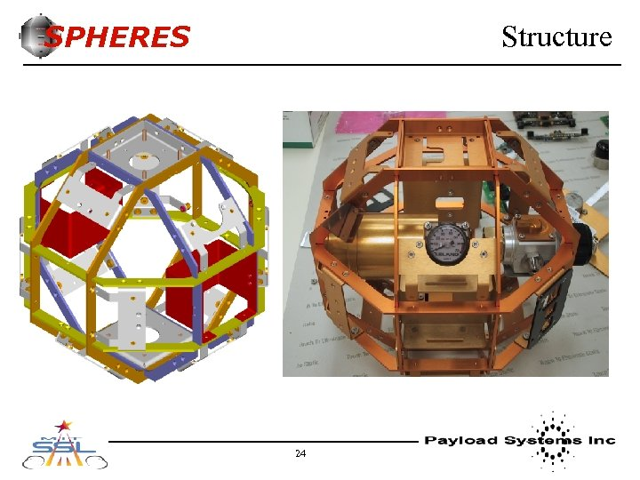 SPHERES Structure 24