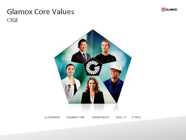 Glamox Core Values C 3 QE