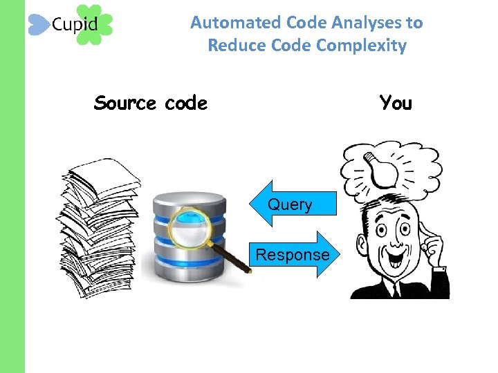 Automated Code Analyses to Reduce Code Complexity You Source code Query Response