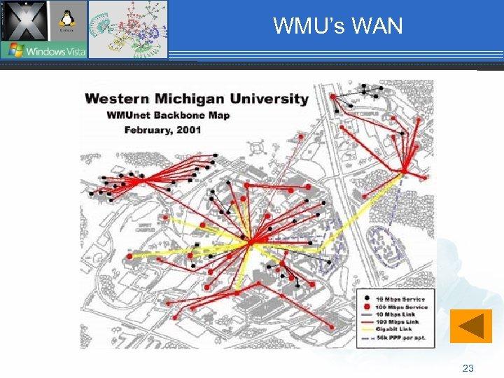 WMU's WAN 23