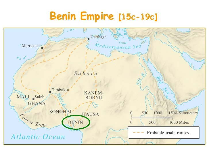 Benin Empire [15 c-19 c]
