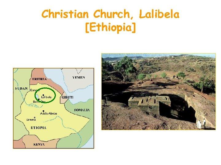 Christian Church, Lalibela [Ethiopia]