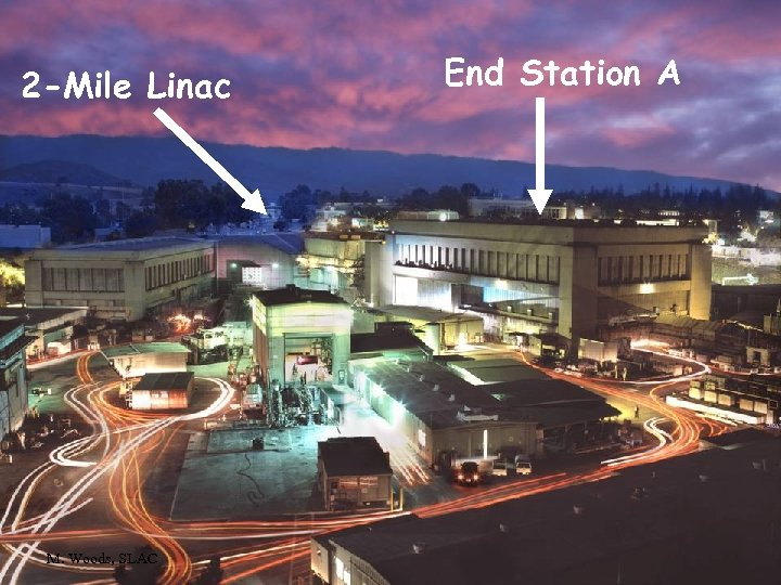 2 -Mile Linac M. Woods, SLAC End Station A DOE FACET Review, Feb. 19,