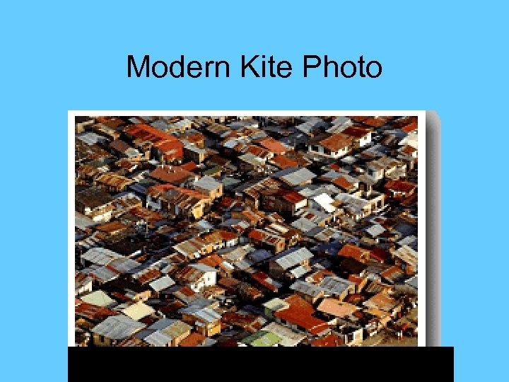 Modern Kite Photo