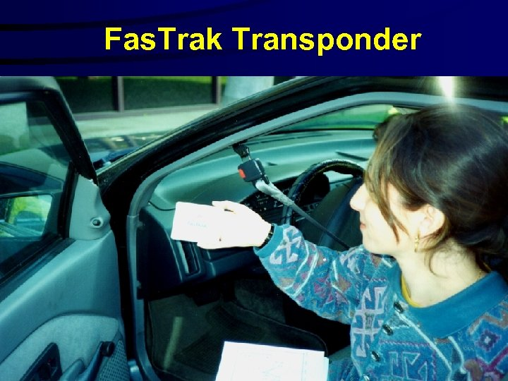 Fas. Trak Transponder