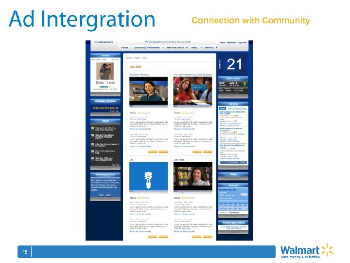 Connection with Community 15