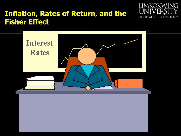 Inflation, Rates of Return, and the Fisher Effect Interest Rates
