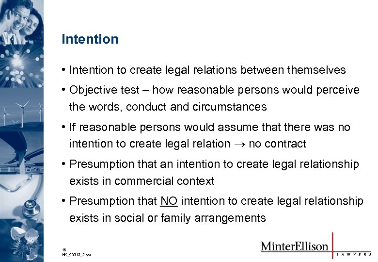legal relation