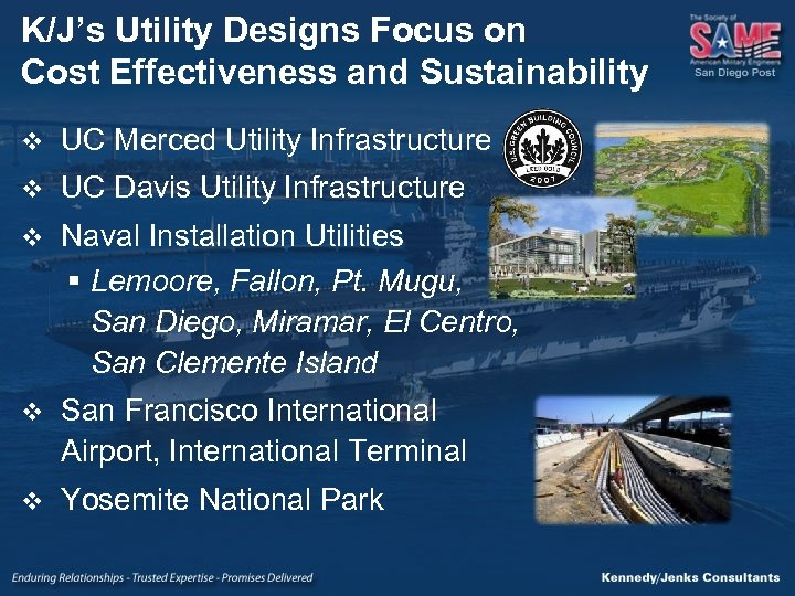 K/J's Utility Designs Focus on Cost Effectiveness and Sustainability v UC Merced Utility Infrastructure
