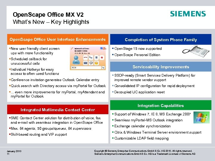 Open. Scape Office MX V 2 What's New – Key Highlights Open. Scape Office