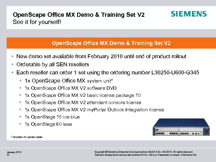 Open. Scape Office MX Demo & Training Set V 2 See it for yourself!