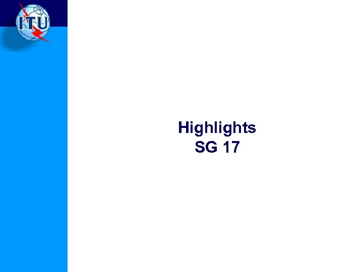 Highlights SG 17