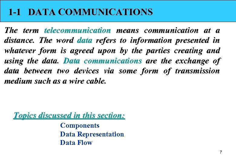 Data Communication Networking DKT 224 Puan Shahadah