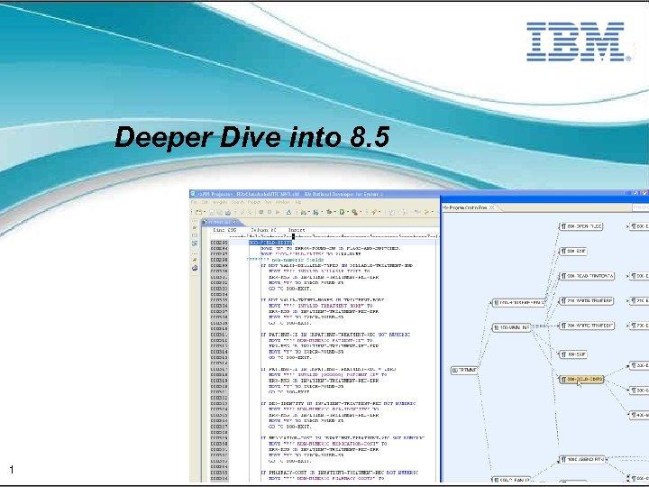 Deeper Dive into 8. 5 1