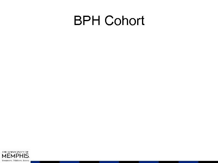 BPH Cohort