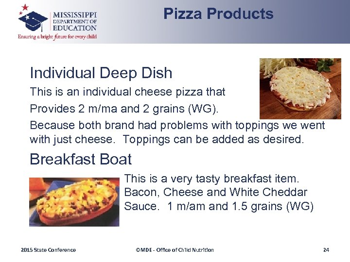 Pizza Products Individual Deep Dish This is an individual cheese pizza that Provides 2