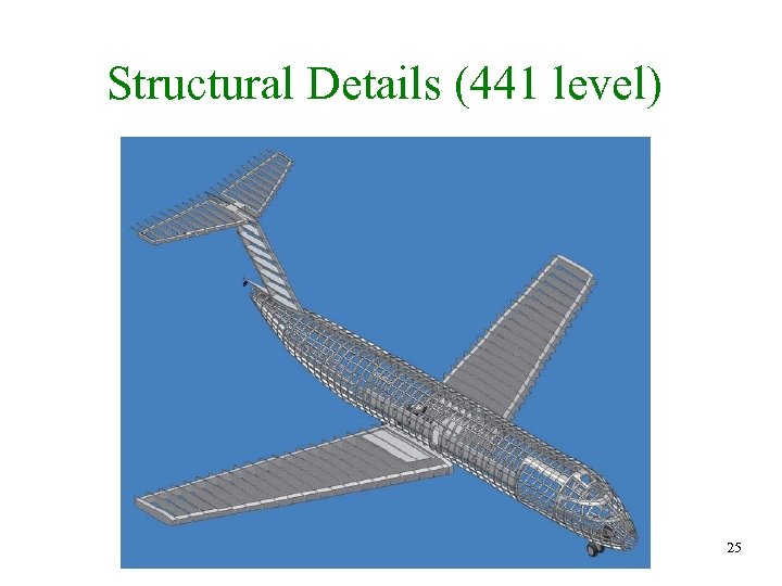Structural Details (441 level) 25