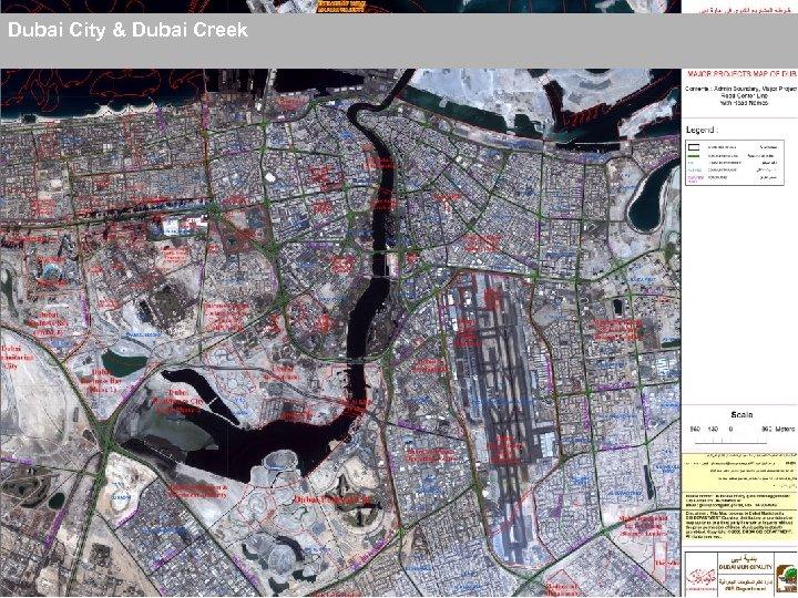 Dubai City & Dubai Creek