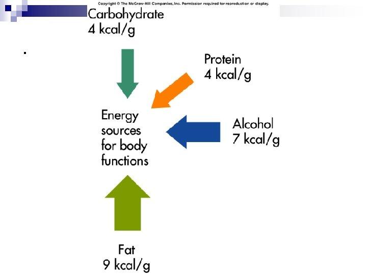 Why do we need Food n Nutrients